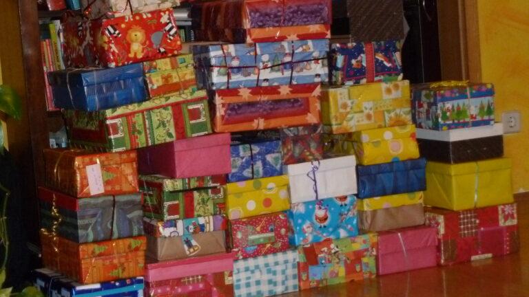 Коледа в кутия 2010