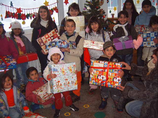 Коледа в кутия 2012