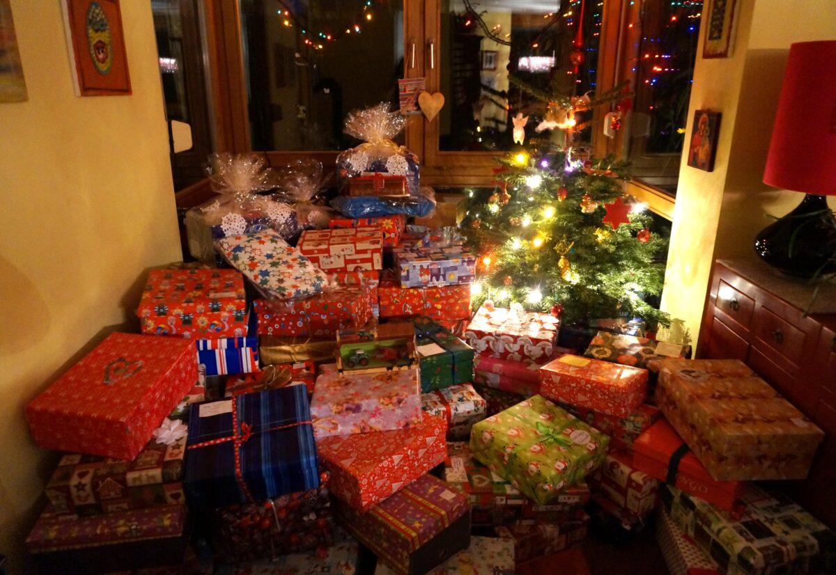 Коледа в кутия 2013