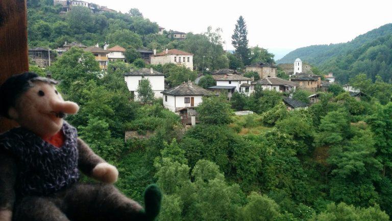 Ein Fenster zu den Rhodopen – Wollworkshop im Dorf Kosovo
