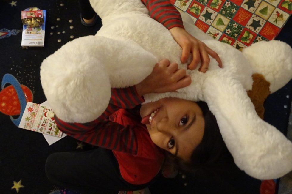 Р като радост за Русаля – Коледа в кутия :)