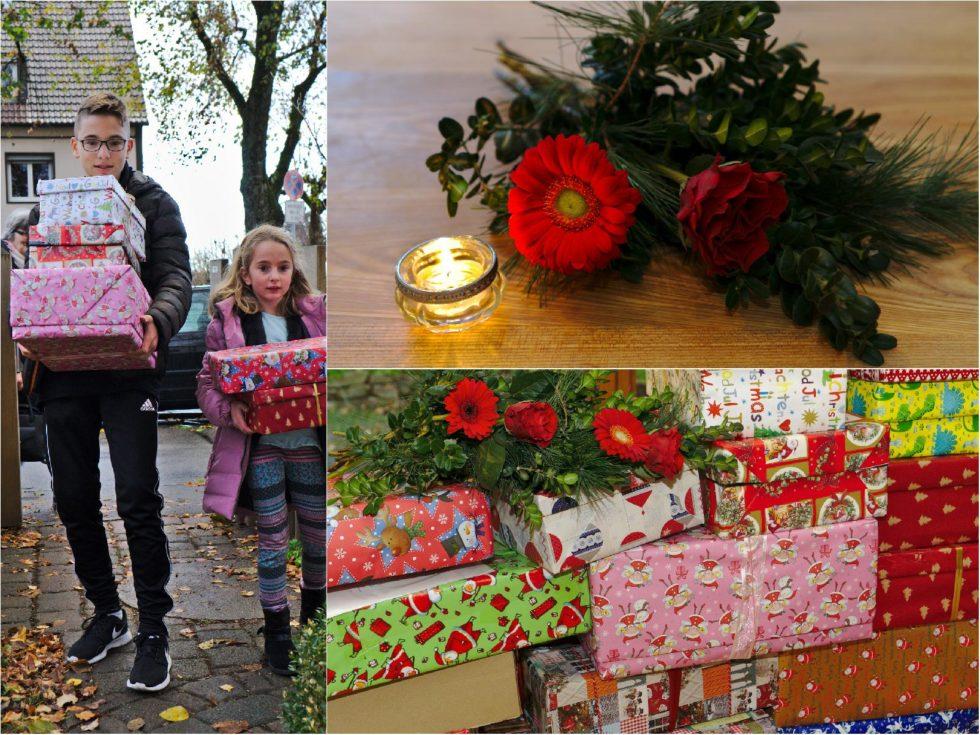 Последна седмица на Коледа в кутия