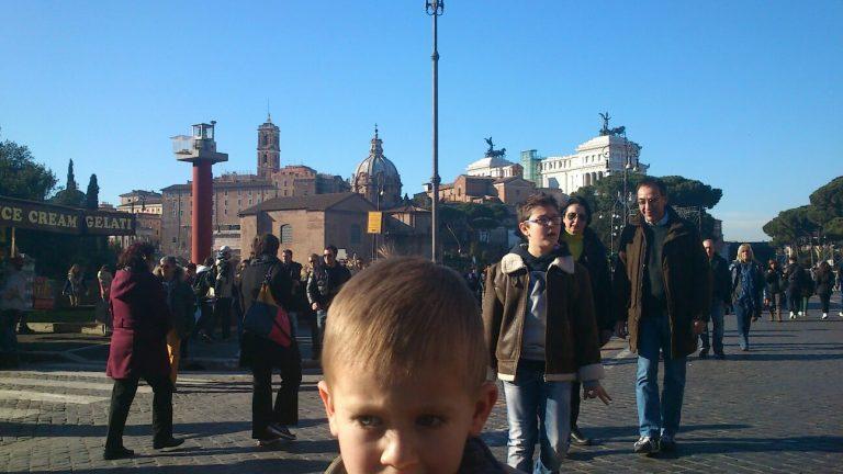 В Рим по Нова 2013 година