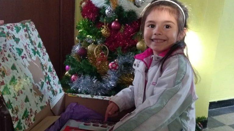 Със слънчево зайче на нослето – Коледа в кутия в Самоков