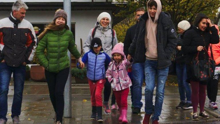 Мюнхен през очите на малки принцеси. Любимите деца пристигат.