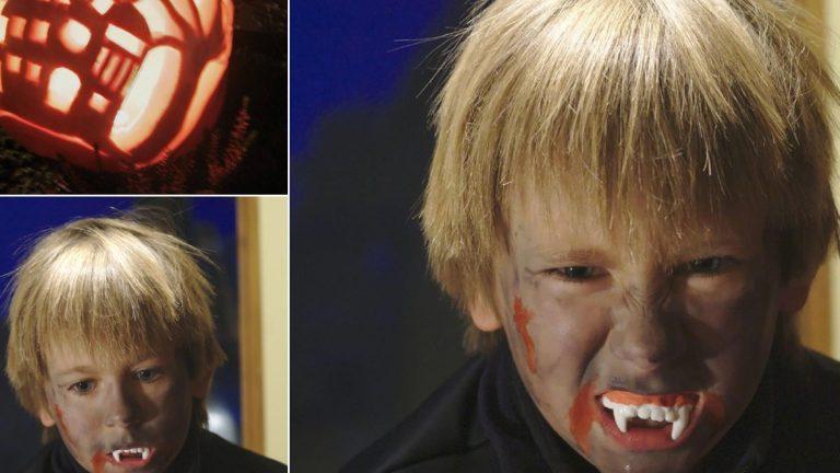 Къде са ми зъбите, майкоу?