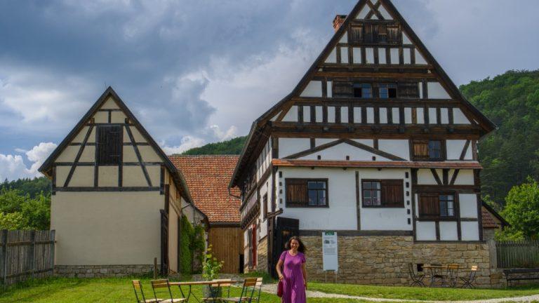 Freilichtmuseum Hohenfelden – Schäfer, Häuschen, Schellen und Stöcke