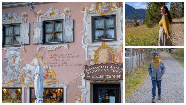 Drei Jahreszeiten in Oberammergau