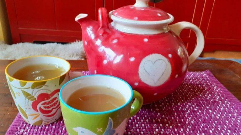 Чай с вкус на канела